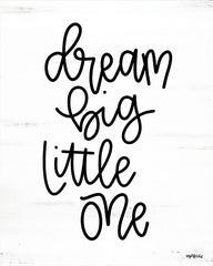 DUST455 - Dream Big Little One      - 12x16