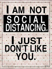 ED446 - Social Distancing - 12x16