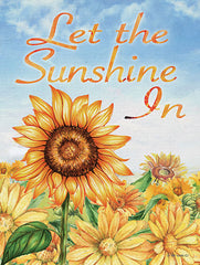 ED449 - Let the Sunshine In - 12x16