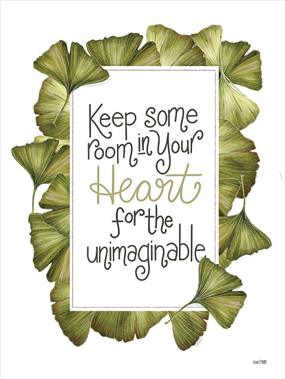 House Fenway FEN148 - FEN148 - Room in Your Heart - 12x16 Signs, Typography, Greenery, Room in Your Heart from Penny Lane