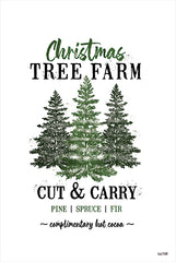 FEN155 - Christmas Tree Farm - 12x18