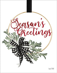 FEN206 - Season's Greetings   - 12x16