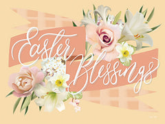 FEN326 - Easter Blessings in Pink - 16x12
