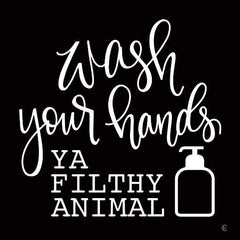 FMC201 - Wash Your Hands - 12x12