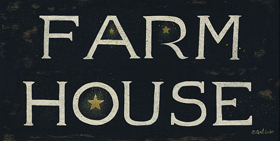 Gail Eads GE304 - Farm House - Farm, House, Sign, Barn Star from Penny Lane Publishing