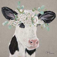 HH193 - Patience the Cow      - 12x12