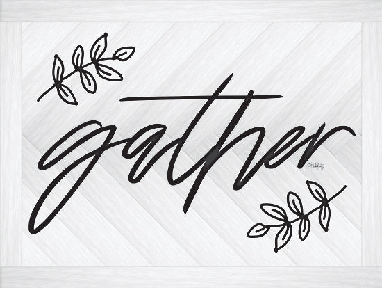Heidi Kuntz HK102 - HK102 - Gather - 16x12 Gather, Calligraphy, Signs from Penny Lane