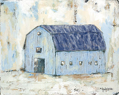 HOLD118 - Blue Barnyard   - 16x12