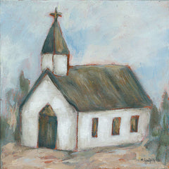 HOLD124 - Chapel on the Hill - 12x12