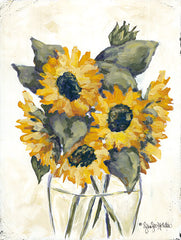 HOLD125 - Harvest of Sunflowers - 12x16