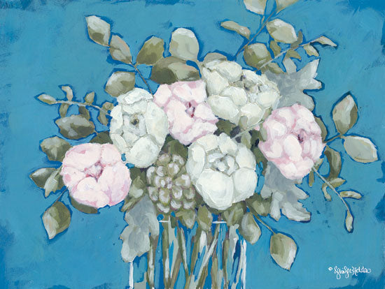 Jennifer Holden HOLD126 - HOLD126 - Summer's Bouquet - 16x12 Flowers, Bouquet, from Penny Lane
