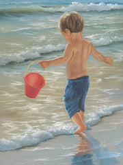 JAN181 - Water Play II - 12x16