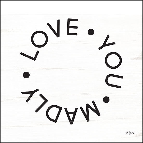 JAXN142 - Madly Love You - 12x12