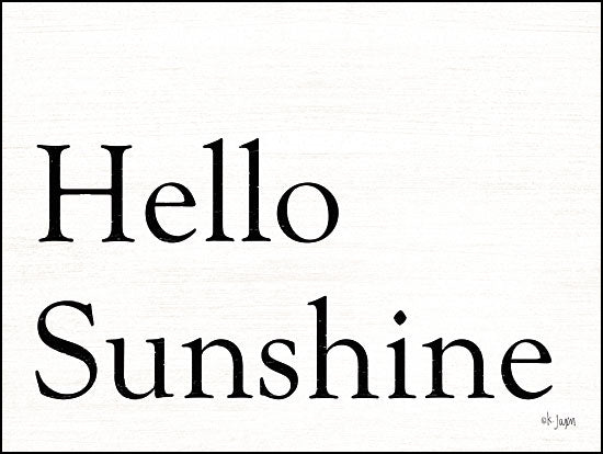 JAXN162 - Hello Sunshine