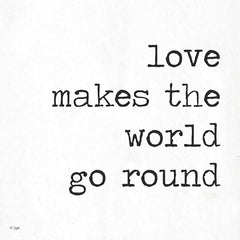 JAXN477 - Love Makes the World Go Round - 12x12