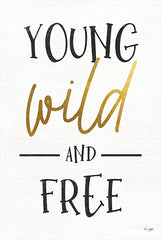 JAXN531 - Young, Wild and Free - 12x18