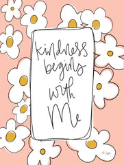 JAXN560 - Kindness Begins with Me - 12x16