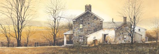 John Rossini JR206 - A New Day - Sun, House, Barn from Penny Lane Publishing