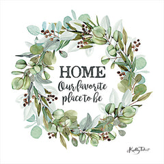 KEL137 - Home - Our Favorite Place - 12x12