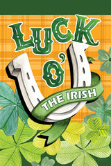 KEL239 - Luck of the Irish - 12x16