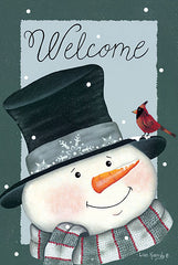 KEN1092 - Cardinals Welcome - 12x18