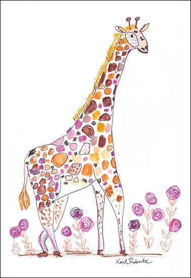 KR213 - Giraffe, Giraffe, Make Me Laugh