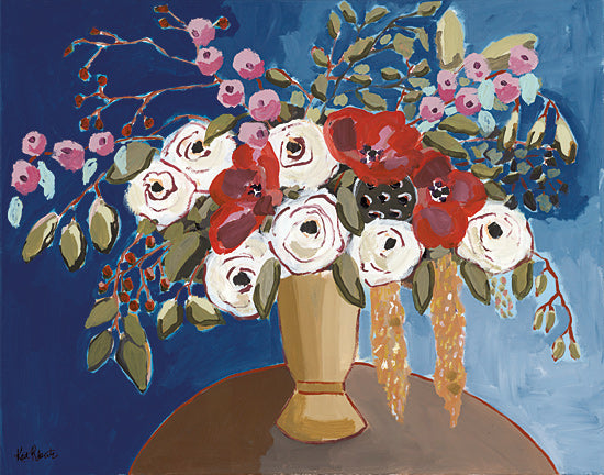 Kait Roberts KR494 - KR494 - Sweetest Devotions   - 16x12 Flowers, Still Life, Vase, Bouquet from Penny Lane