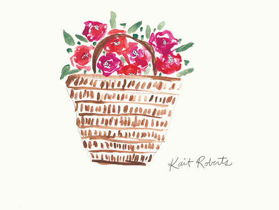 Kait Roberts KR564 - KR564 - Saturdays at the Farmer's Market     - 16x12 Flowers, Purse, Bouquet, from Penny Lane