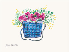 KR658 - I Didn't Expect to Buy These Flowers - 16x12