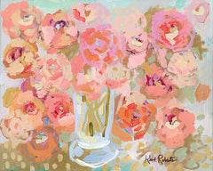 KR661 - Bountiful Blooms - 16x12