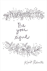 KR720 - Be-You-Tiful - 12x18