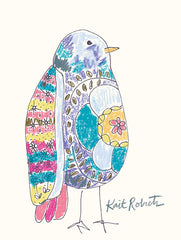 KR803 - Janice the Bird - 12x16