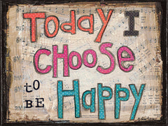 LAR213 - Choose to be Happy - 16x12