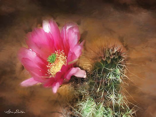 Lori Deiter LD1080 - Vibrant Cactus Flower  - Cactus, Flowers from Penny Lane Publishing