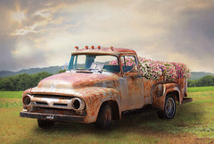 LD1928 - Truckload of Beauty    - 18x12