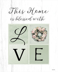 LD2251 - Blessed With Love - 12x16