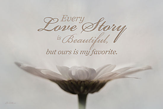 Lori Deiter LD255 - Love Story - Flower, Inspiring, Calligraphy from Penny Lane Publishing