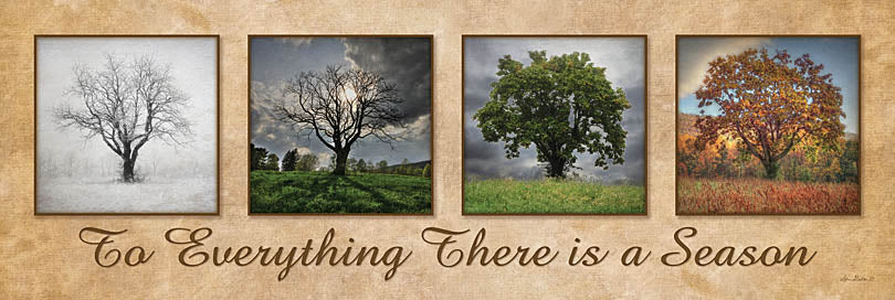 Lori Deiter LD371 - There is a Season  - Trees, Seasons, Signs from Penny Lane Publishing