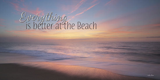 Lori Deiter LD649 - At the Beach - Typography, Beach, Nature from Penny Lane Publishing