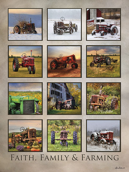 Lori Deiter LD659 - Faith, Family & Farming - Tractors, Farming, Family from Penny Lane Publishing