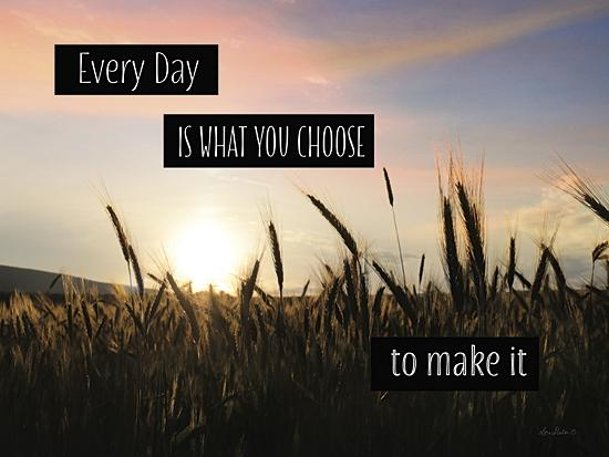Lori Deiter LD742 - Every Day - Inspirational, Signs, Landscape, Wheat from Penny Lane Publishing