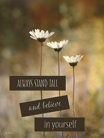 Lori Deiter LD745 - Stand Tall - Inspirational, Signs, Landscape, Daisy from Penny Lane Publishing
