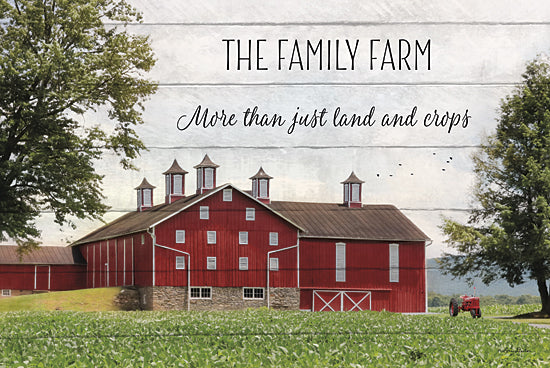 Lori Deiter LD799 - The Family Farm - Farm, Family, Barn, Signs from Penny Lane Publishing