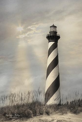 Lori Deiter LD922 - Cape Hatteras Lighthouse - Lighthouse, Coast, Landscape, Coastal, Photography from Penny Lane Publishing