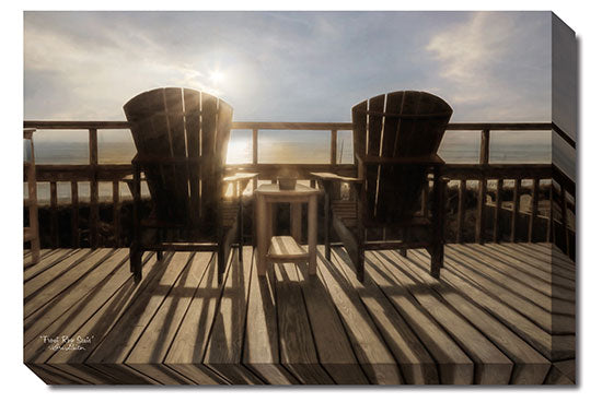 Lori Deiter LD925 - Front Row Seats - Chairs, Relaxation, Landscape, Coastal, Photography from Penny Lane Publishing