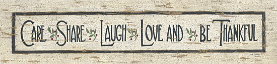 Linda Spivey LS1039 - Love and Be Thankful - Inspiring, Signs from Penny Lane Publishing