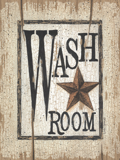 Linda Spivey LS1151 - Wash Room - Bath, Barn Star  from Penny Lane Publishing