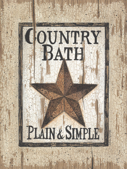 Linda Spivey LS1152 - Country Bath - Bath, Barn Star  from Penny Lane Publishing