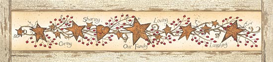 Linda Spivey LS1203 - Our Family - Berries, Stars, Inspiring from Penny Lane Publishing