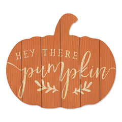 LUX339PUMP - Hey There Pumpkin - 17x15